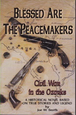 Blessed Are The Peacemakers - Autographed Paperback